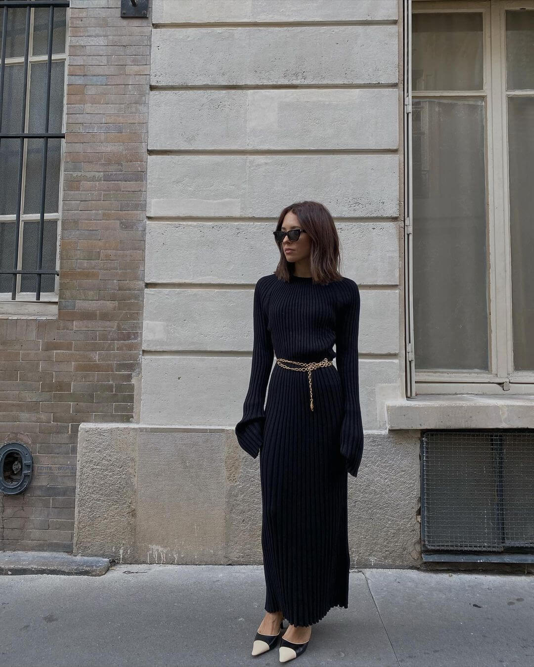 10 Most Stylish All Black Outfits For Fall