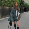 The Surprising Coat Style That Fashion Girls Are Loving Right Now