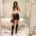 A Fail-Proof Way To Wear Knee-High Boots