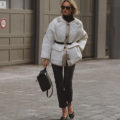 How To Instantly Elevate A Quilted Jacket